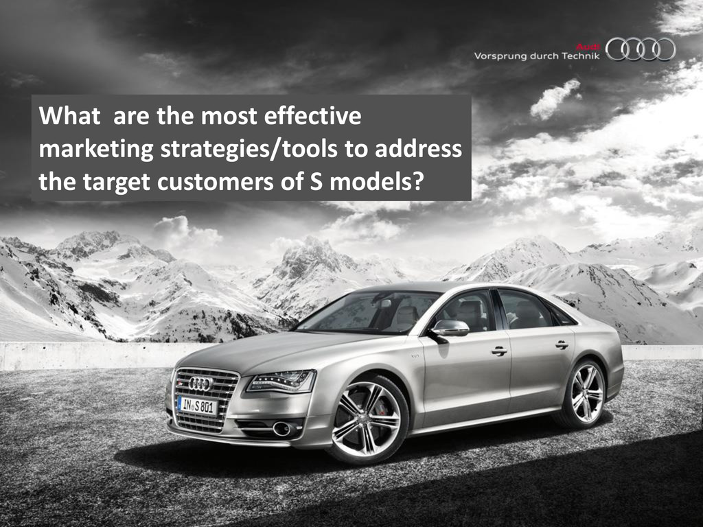 9 Audi Taiwan, Q & A What are the most effectiv...
