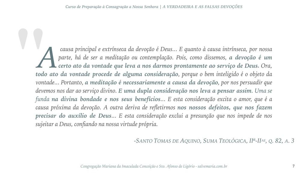 """"""" -SANTO TOMAS DE AQUINO, SUMA TEOLÓGICA, IIª-I..."""