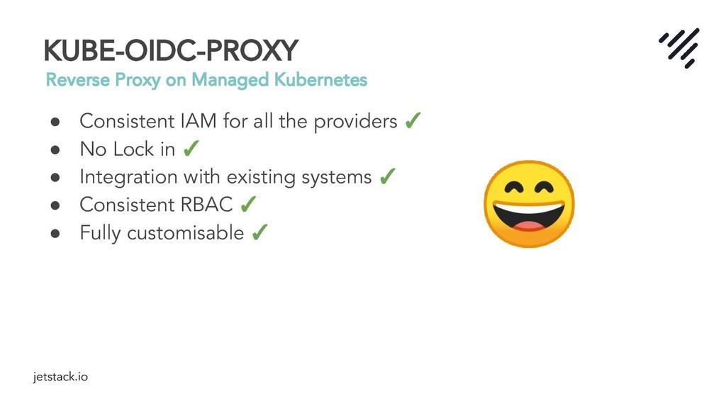 jetstack.io KUBE-OIDC-PROXY Reverse Proxy on Ma...