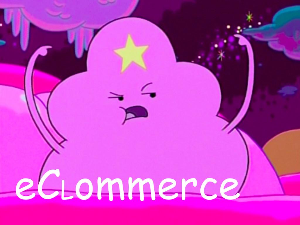 eCLommerce