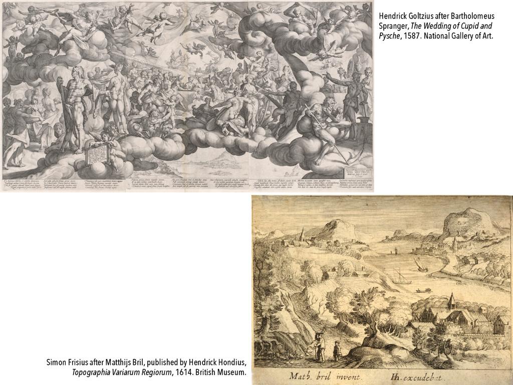 Hendrick Goltzius after Bartholomeus Spranger, ...