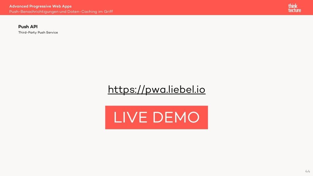 https://pwa.liebel.io Third-Party Push Service ...
