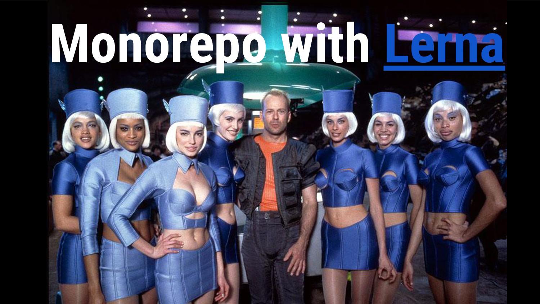 Monorepo with Lerna