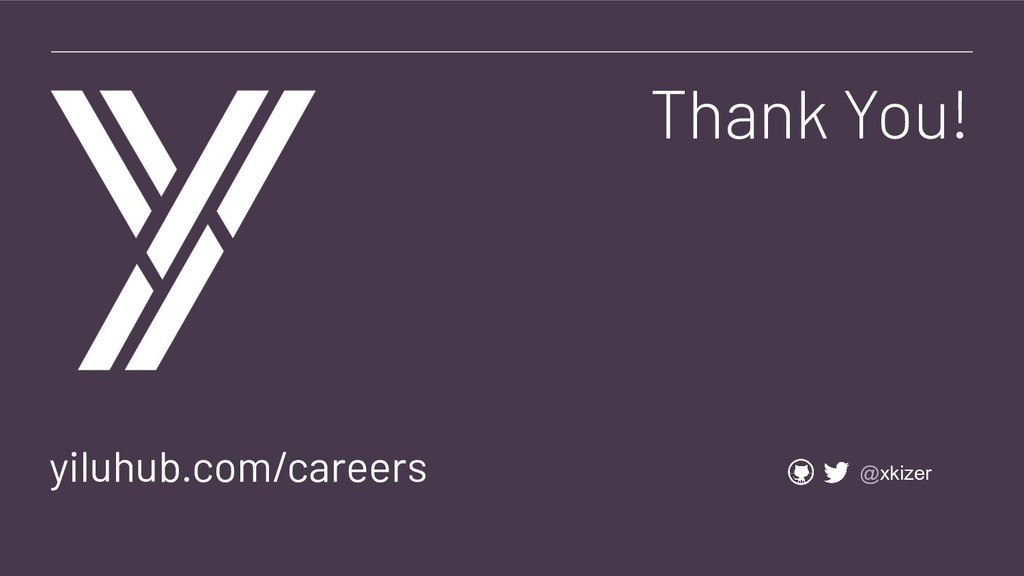@xkizer Thank You! yiluhub.com/careers