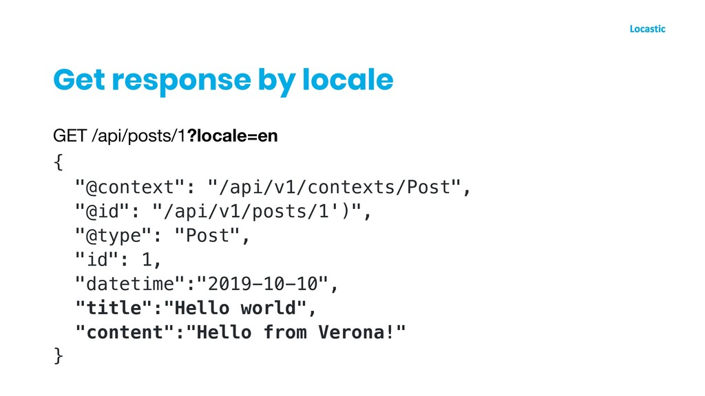 Get response by locale GET /api/posts/1?locale=...