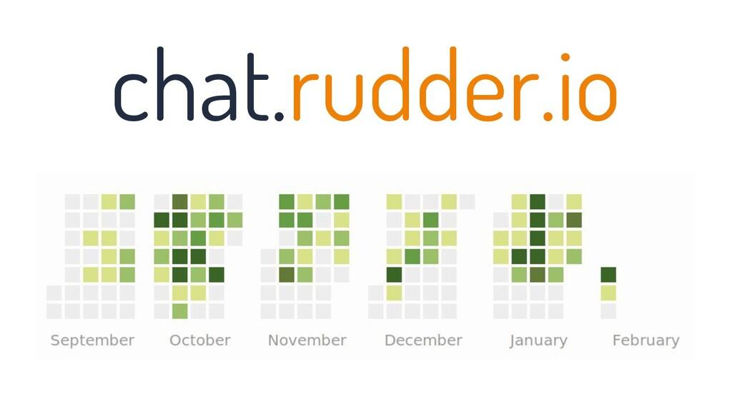 chat.rudder.io