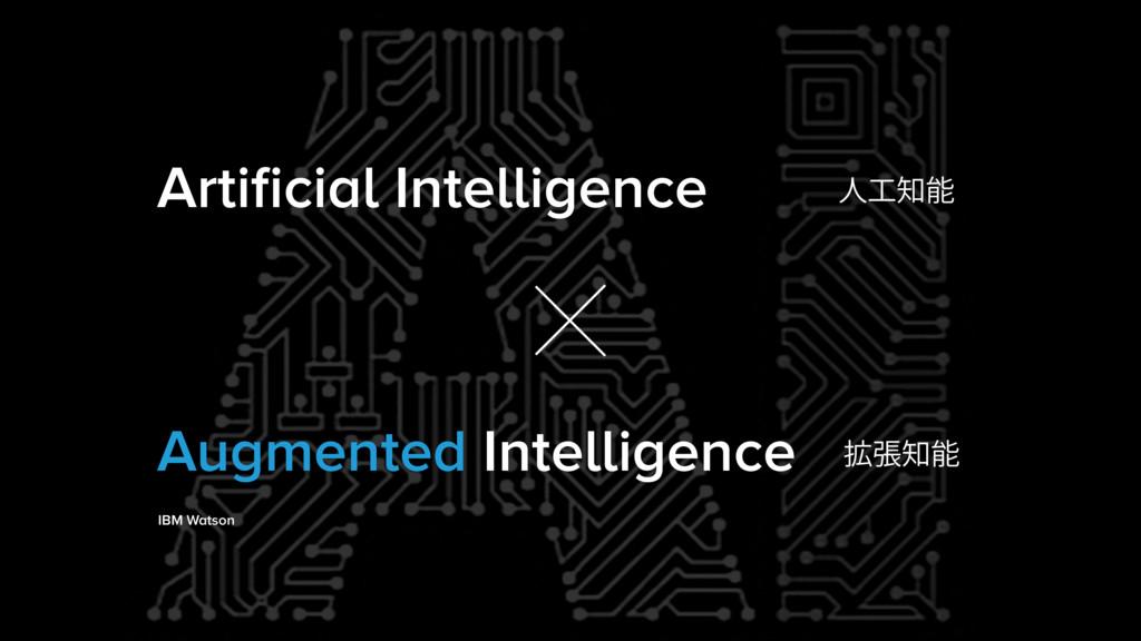 ➂䊨濼腉 Artificial Intelligence 䭁䓸濼腉 Augmented Inte...