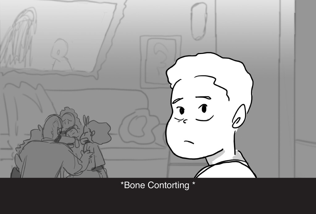 *Bone Contorting *