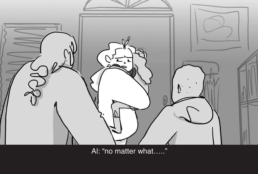 "Al: ""no matter what….."""