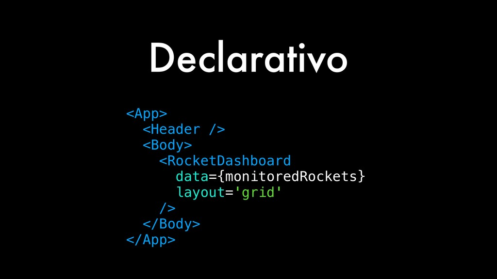 <App> <Header /> <Body> <RocketDashboard data={...