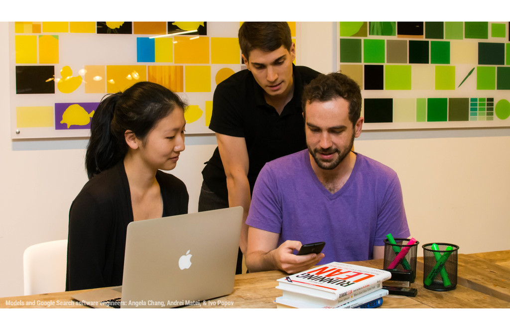 Models and Google Search software engineers: An...