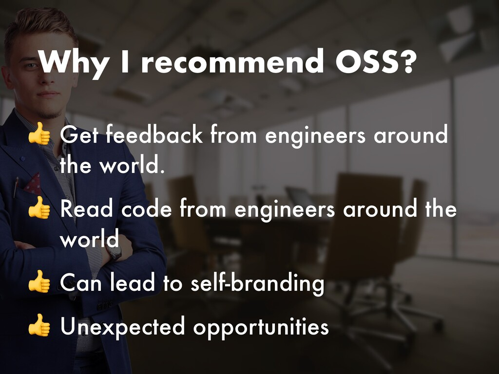👍 Get feedback from engineers around the world....