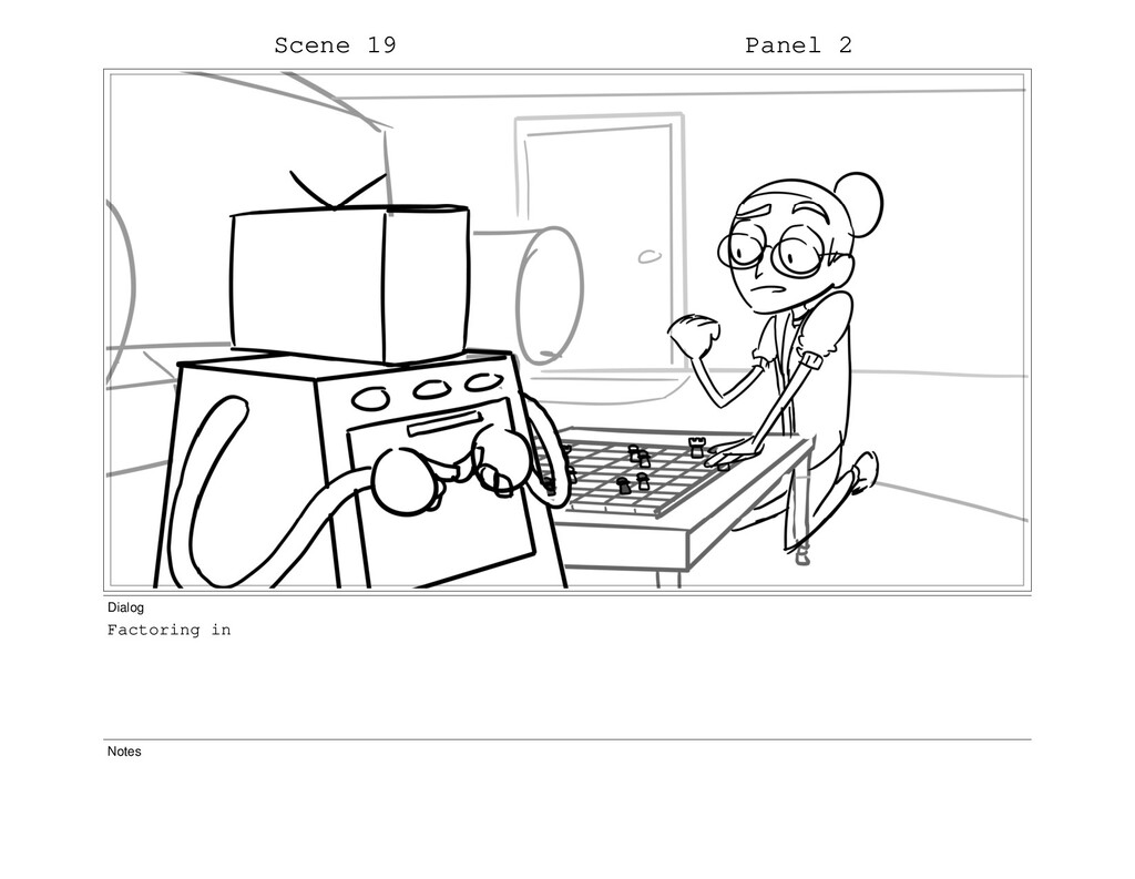 Scene 19 Panel 2 Dialog Factoring in Notes