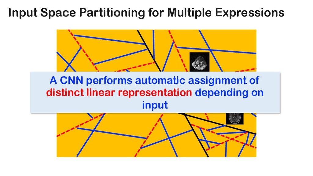 Input Space Partitioning for Multiple Expressio...