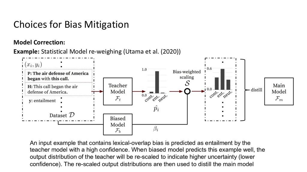 Choices for Bias Mitigation Model Correction: E...
