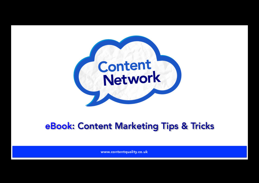 eBook: Content Marketing Tips & Tricks www.cont...