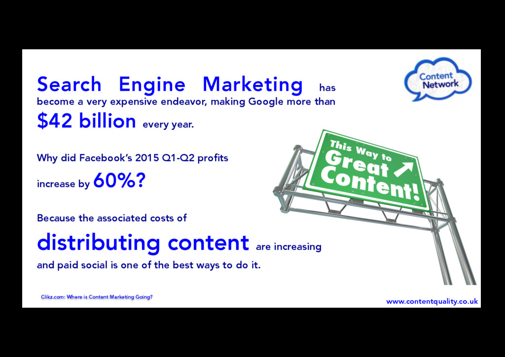 Search Engine Marketing has become a very expen...