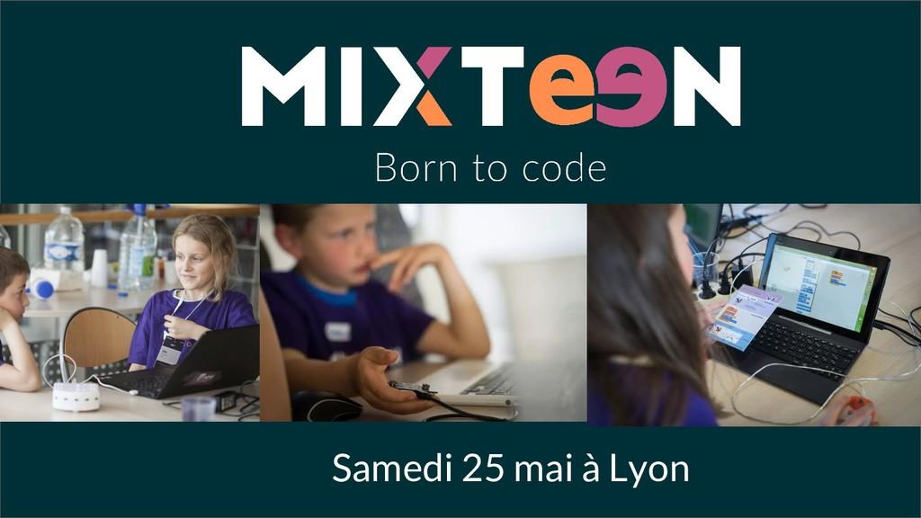 Samedi 25 mai à Lyon