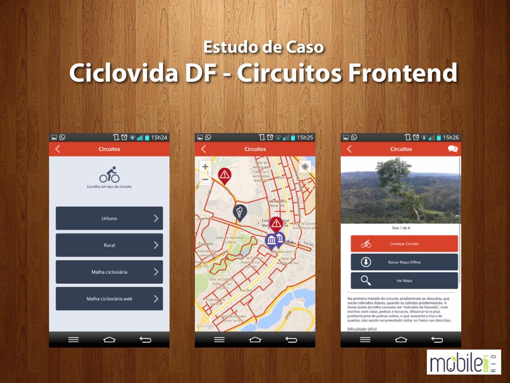 Estudo de Caso Ciclovida DF - Circuitos Frontend