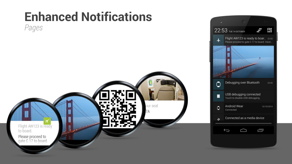 Pages Enhanced Notifications