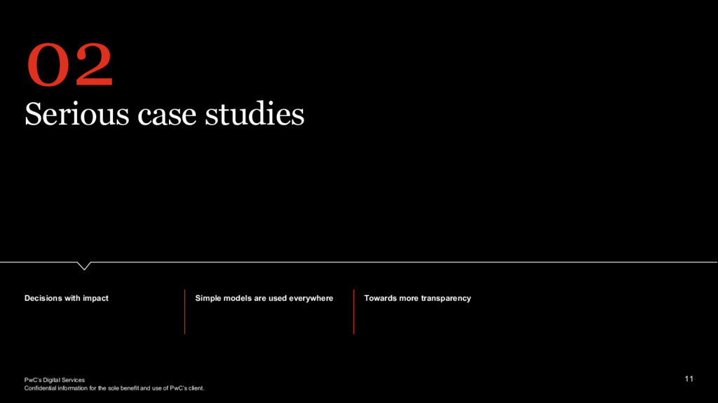 PwC's Digital Services 02 Serious case studies ...