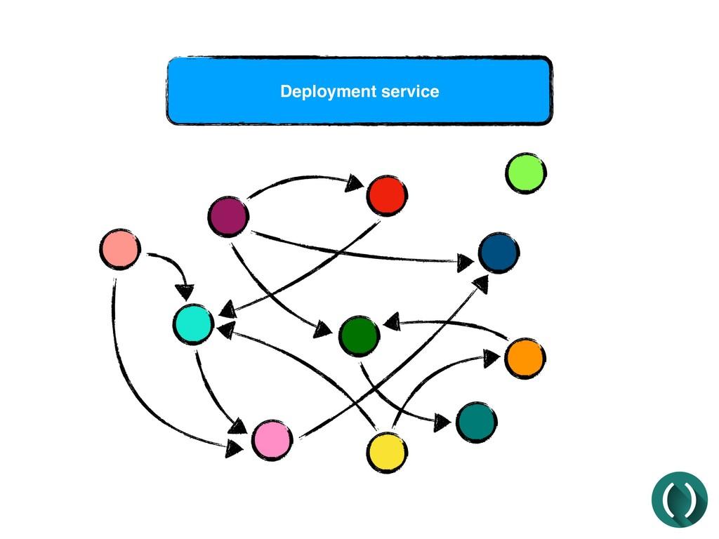 Deployment service