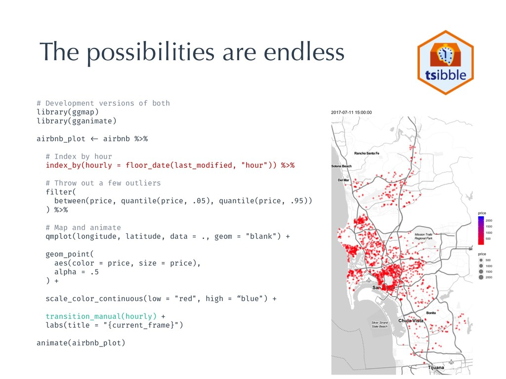 The possibilities are endless # Development ver...