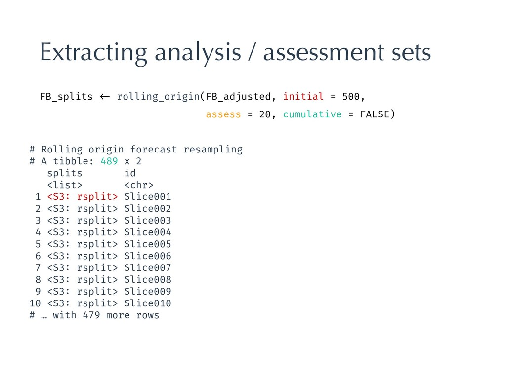 Extracting analysis / assessment sets FB_splits...