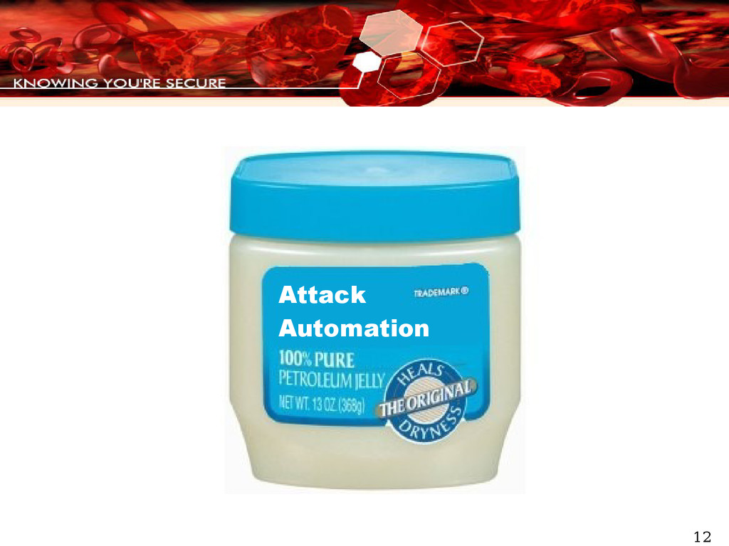 12 Attack Automation