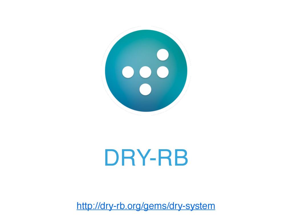 DRY-RB http://dry-rb.org/gems/dry-system