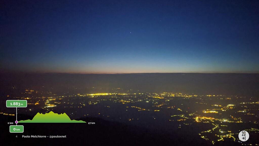 Paolo Melchiorre ~ @pauloxnet 1.883 m 0 km 27 k...