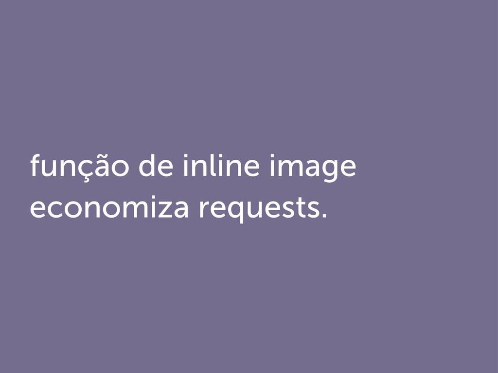 função de inline image economiza requests.