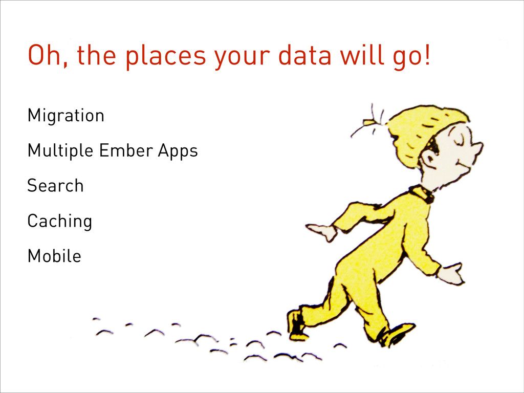 Oh, the places your data will go! Migration Mul...
