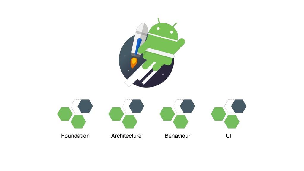 Foundation Architecture Behaviour UI