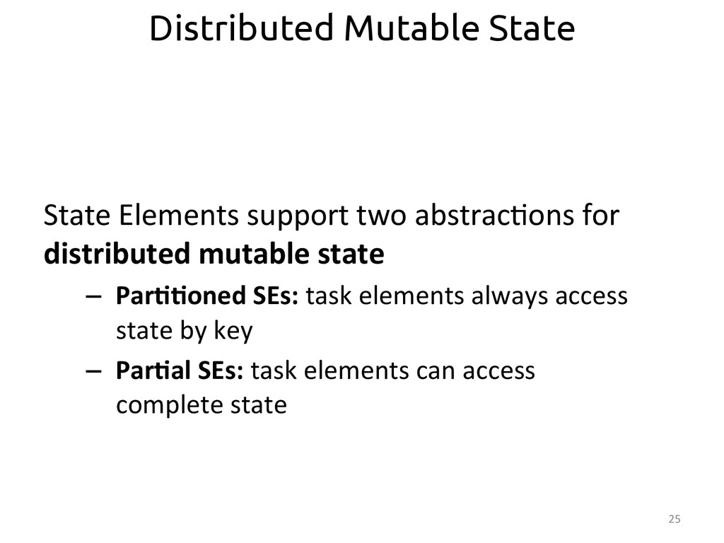 State Elements support two abstrac:...