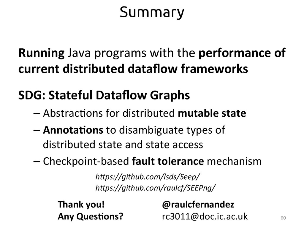 Running Java programs with the p...