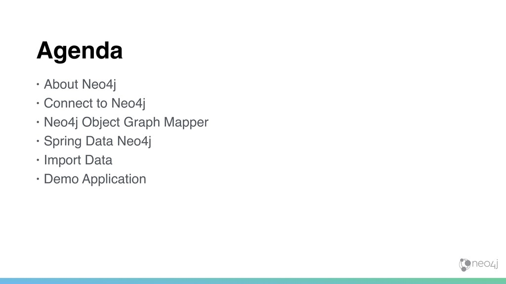 • About Neo4j • Connect to Neo4j • Neo4j Object...