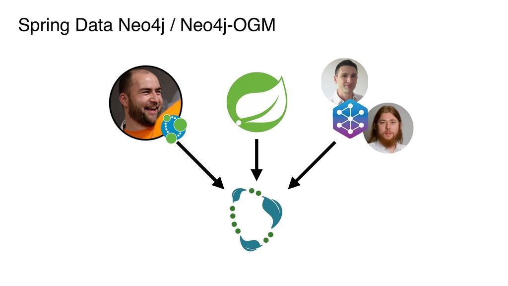 Spring Data Neo4j / Neo4j-OGM