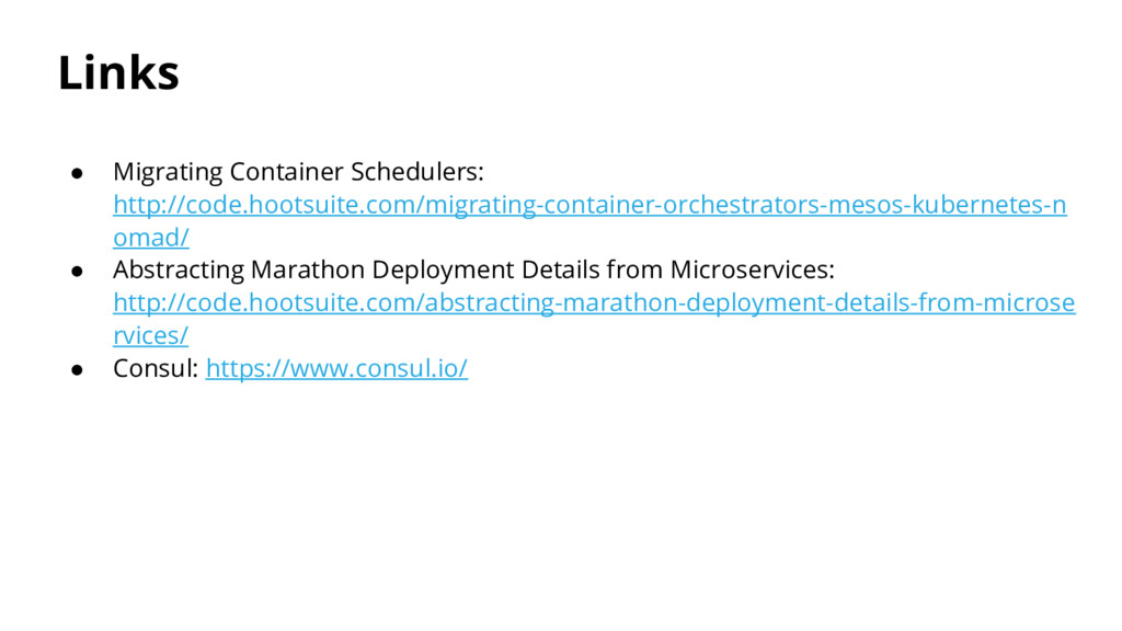 ● Migrating Container Schedulers: http://code.h...