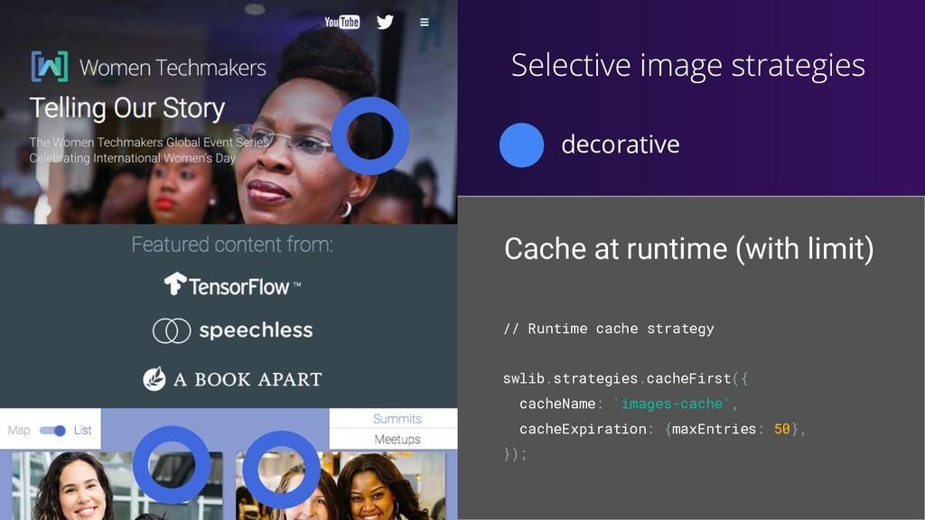 decorative // Runtime cache strategy swlib.stra...
