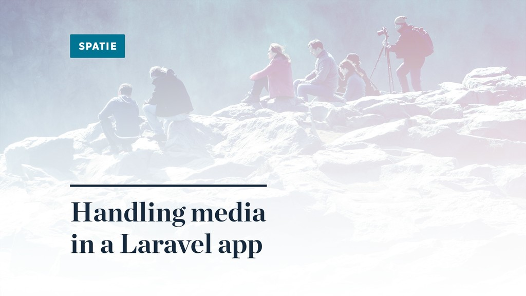 Handling media