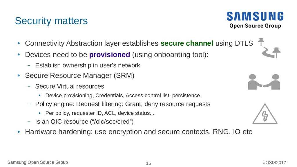 Samsung Open Source Group 15 Samsung Open Sourc...