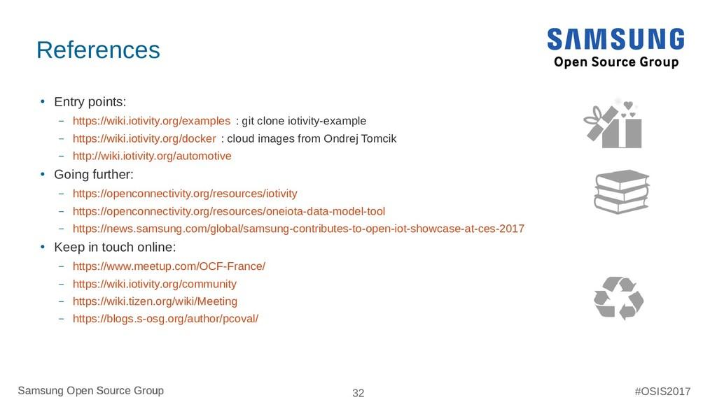Samsung Open Source Group 32 Samsung Open Sourc...