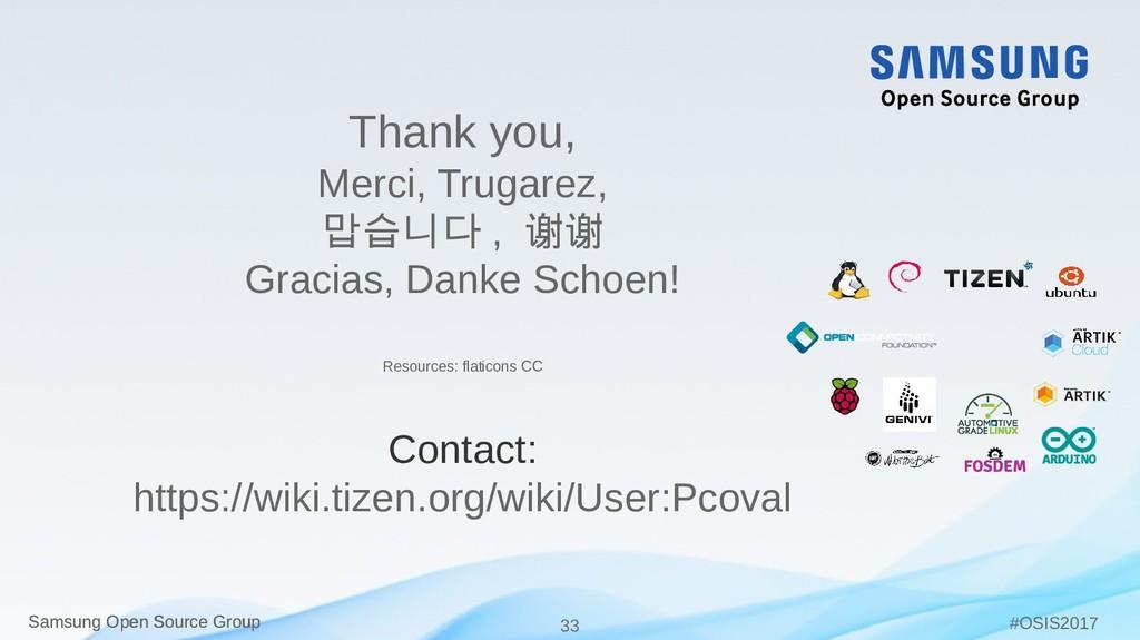 Samsung Open Source Group 33 Samsung Open Sourc...