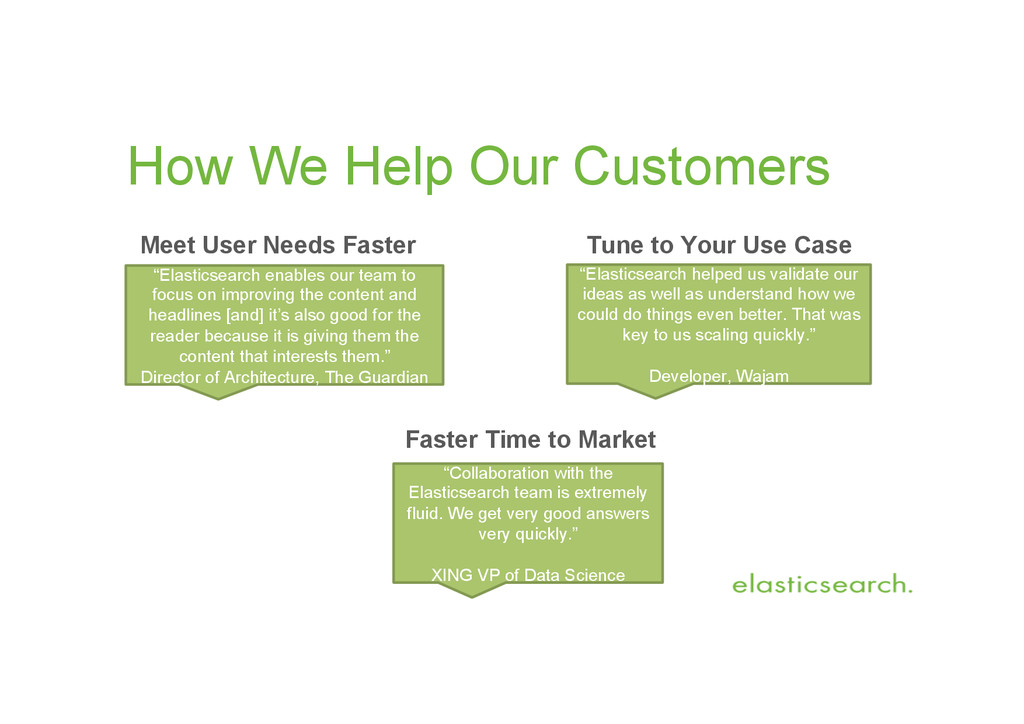 """How We Help Our Customers """"Collaboration with t..."""