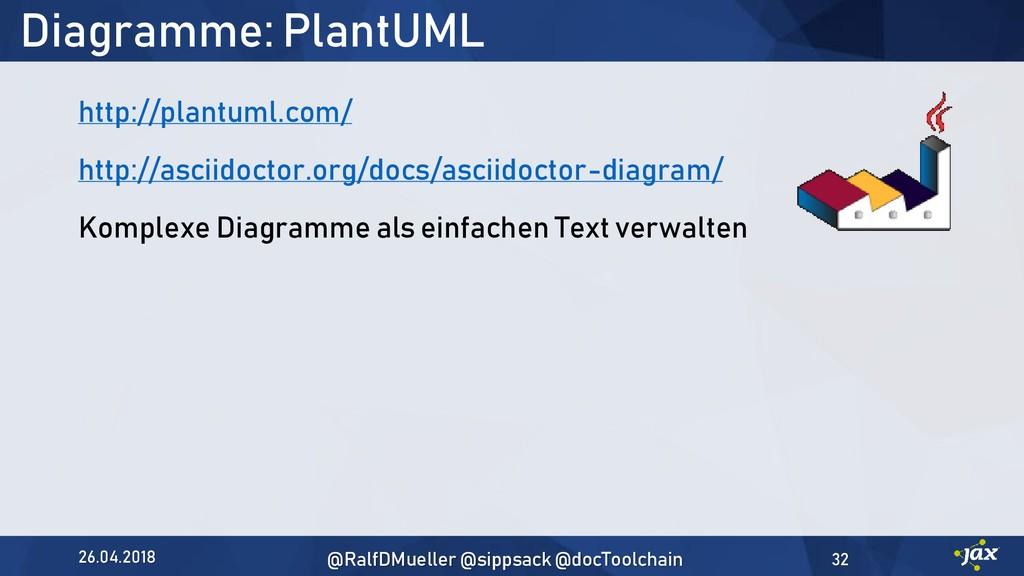 Diagramme: PlantUML http://plantuml.com/ http:/...