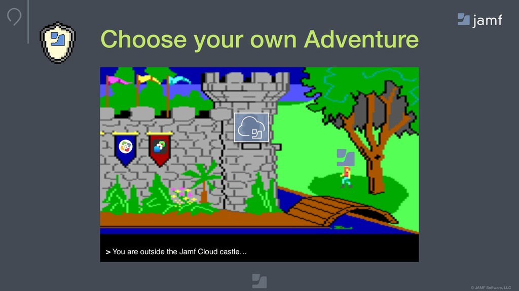 © JAMF Software, LLC > You are outside the Jamf...
