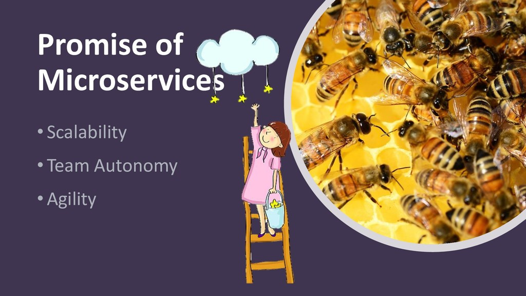 Promise of Microservices •Scalability •Team Aut...