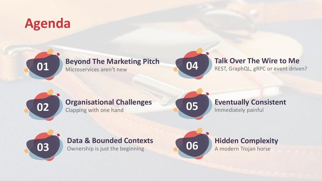 01 Agenda Beyond The Marketing Pitch Microservi...