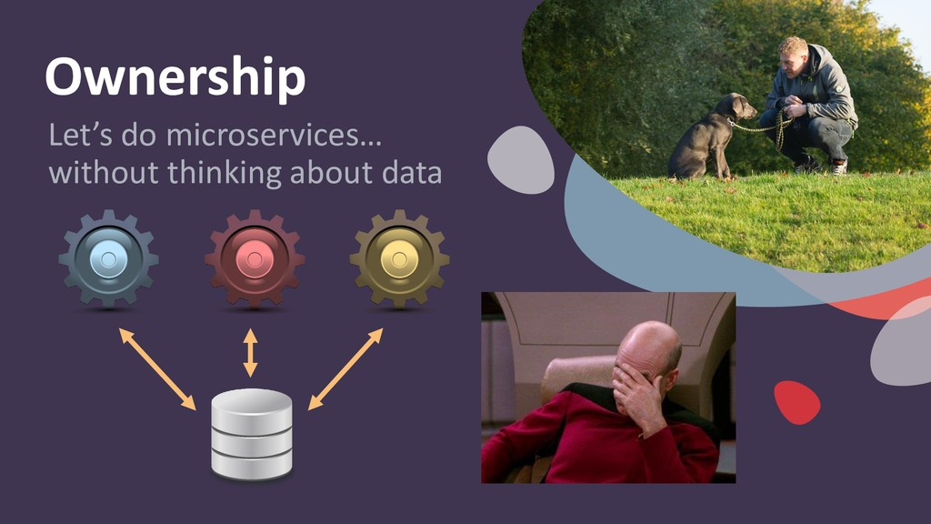 Ownership Let's do microservices… without think...